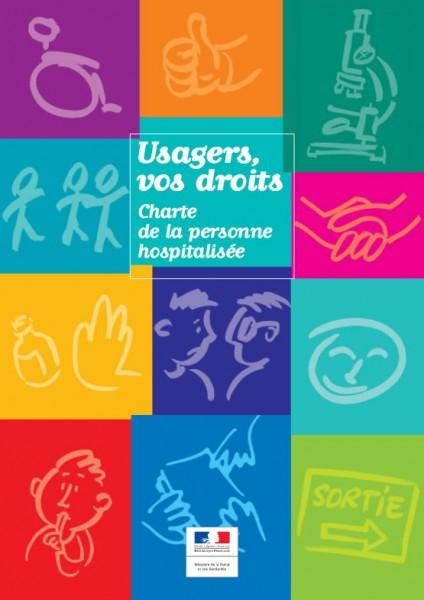 Charte Personne Hospitalisée